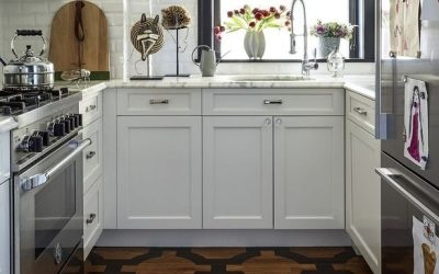 5 BIG IDEAS FOR SMALL KITCHENS