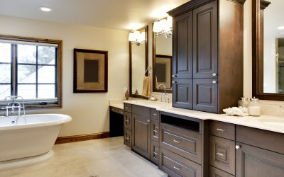 Custom Bathroom Cabinets Add The Personal Touch to Your Home